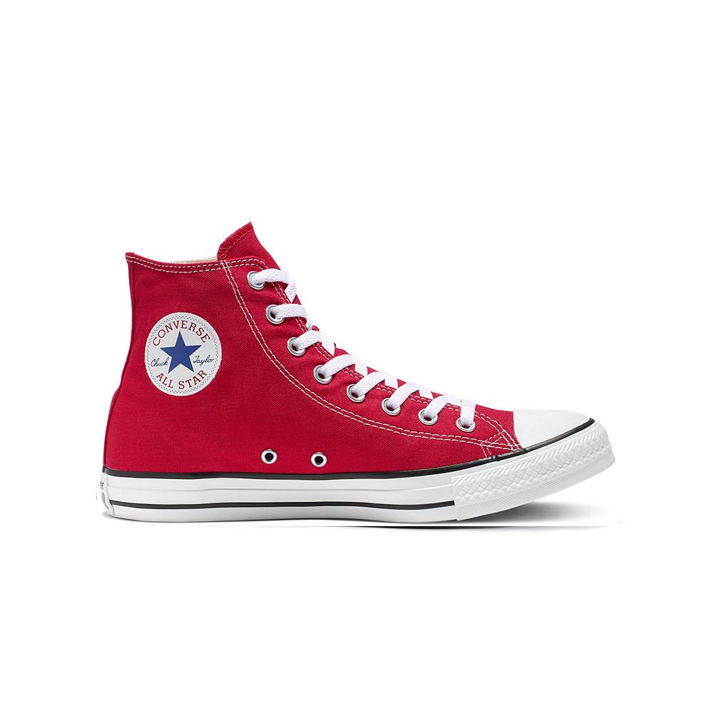 Converse All Star HI Canvas Red 1