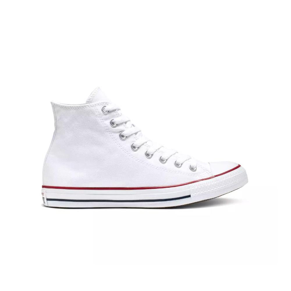 Converse All Star HI Canvas White