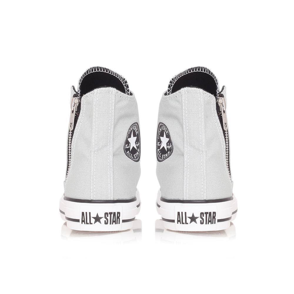 Converse CT Side Zip HI Grey1