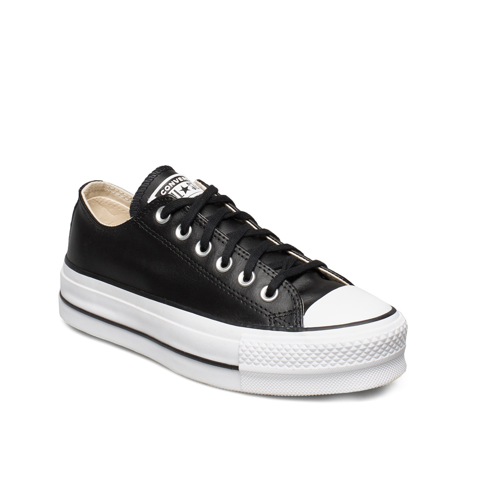 Converse CTAS Lift OX Black1