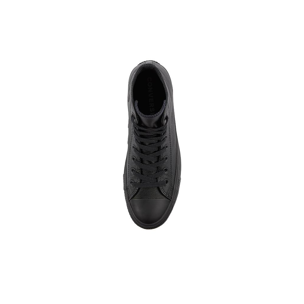 Converse Ctas Hi Leather Black2