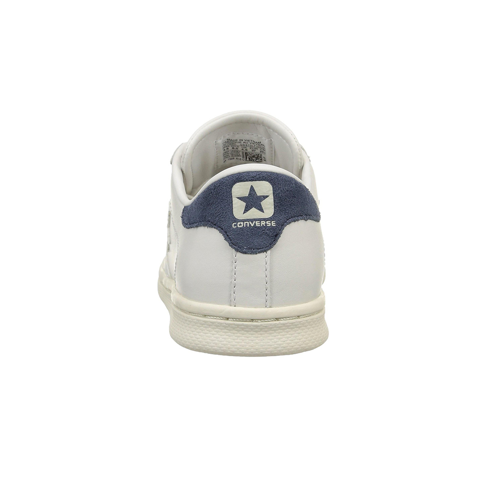Converse Pro Leather LP OX White DustyD retro blue2