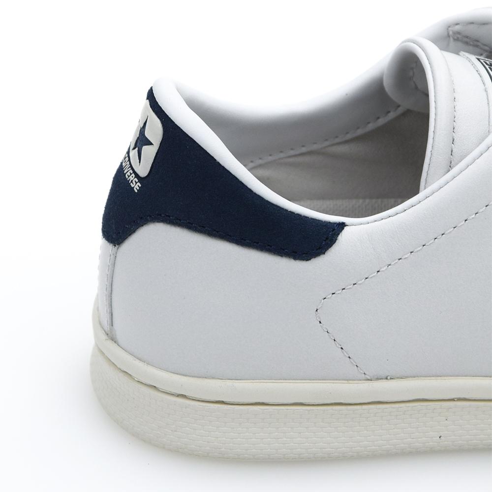 Converse Pro Leather LP OX White DustyD retro blue3