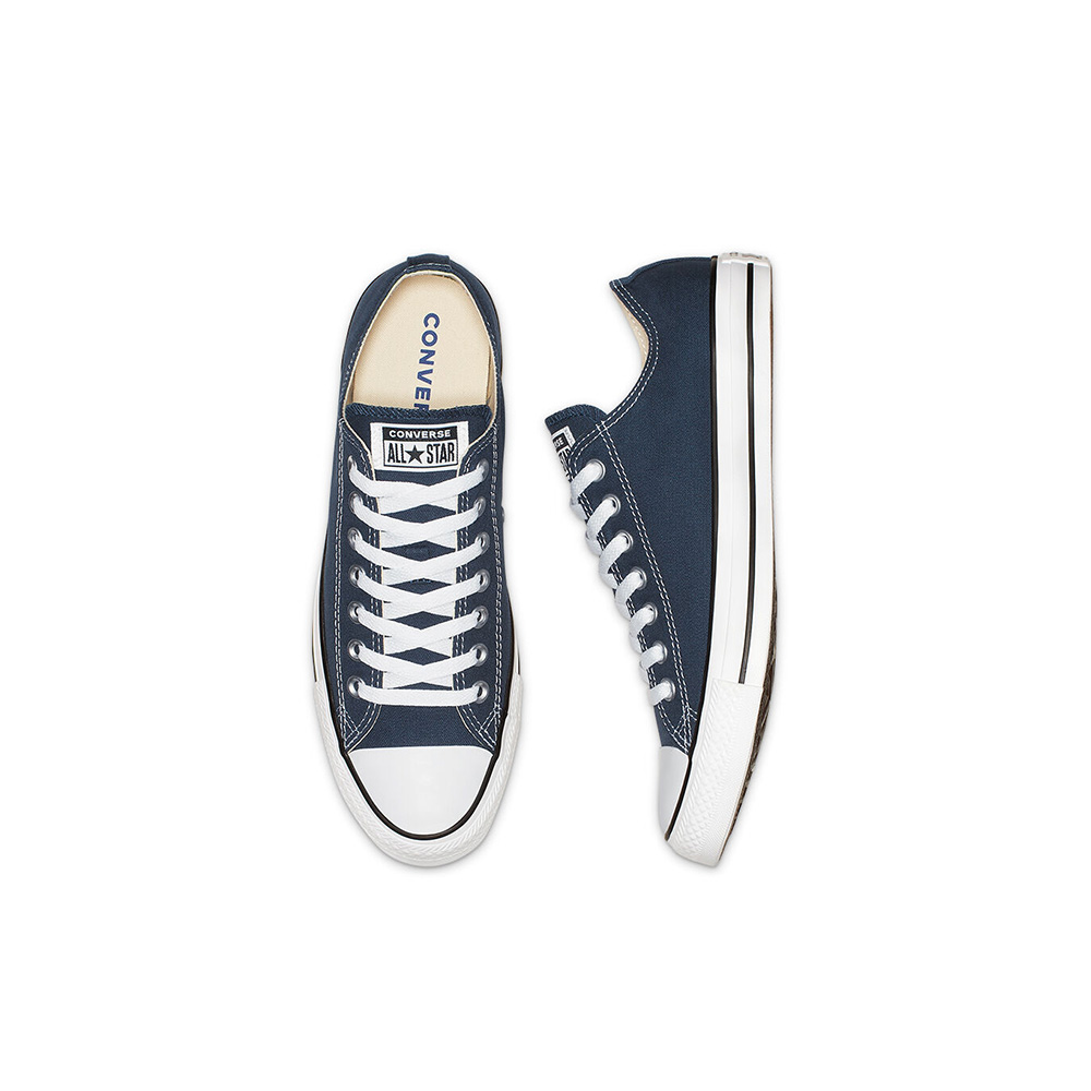 Converse Scarpe All Star OX NAVY3 1