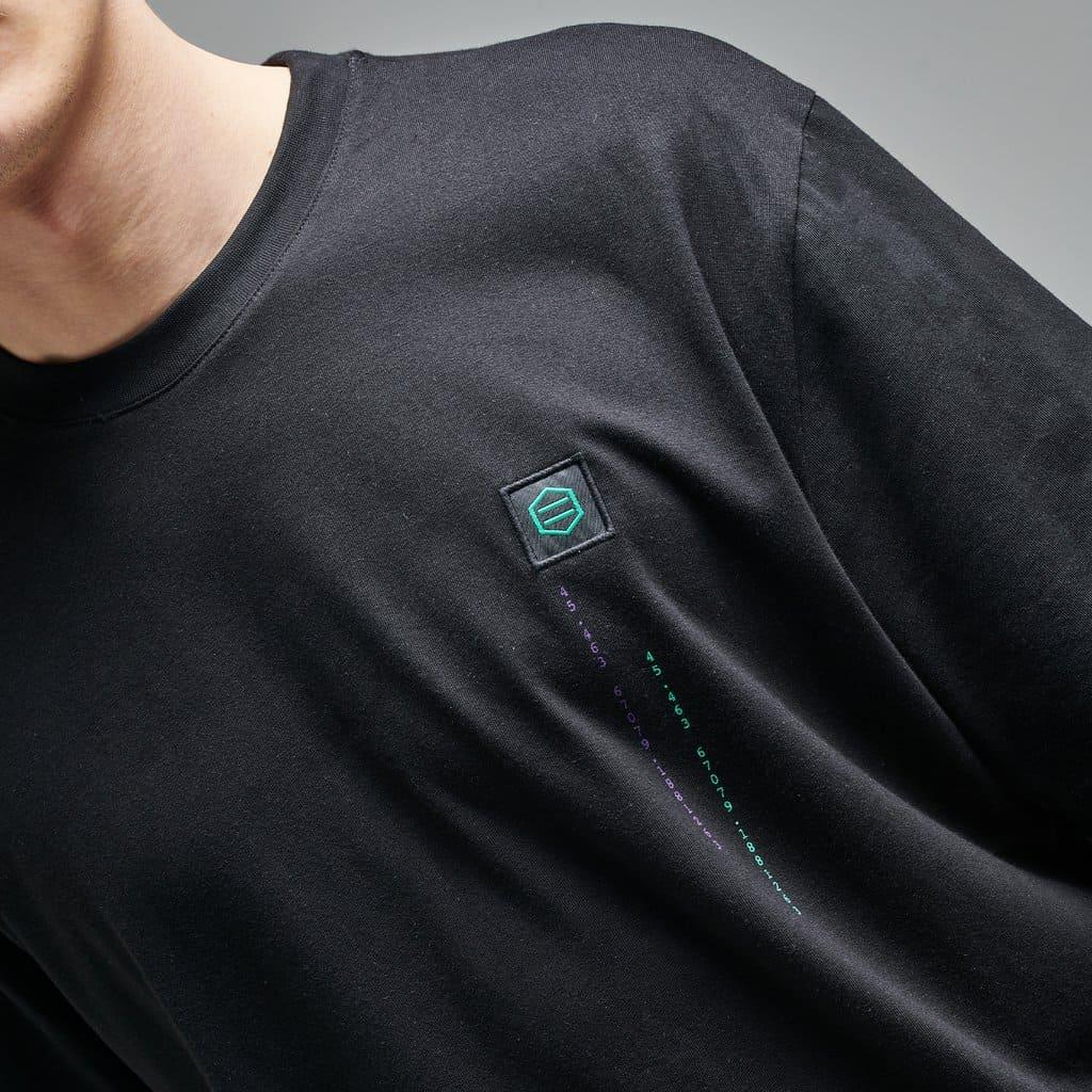 Dolly Noire T-Shirt Orion - BLK 1