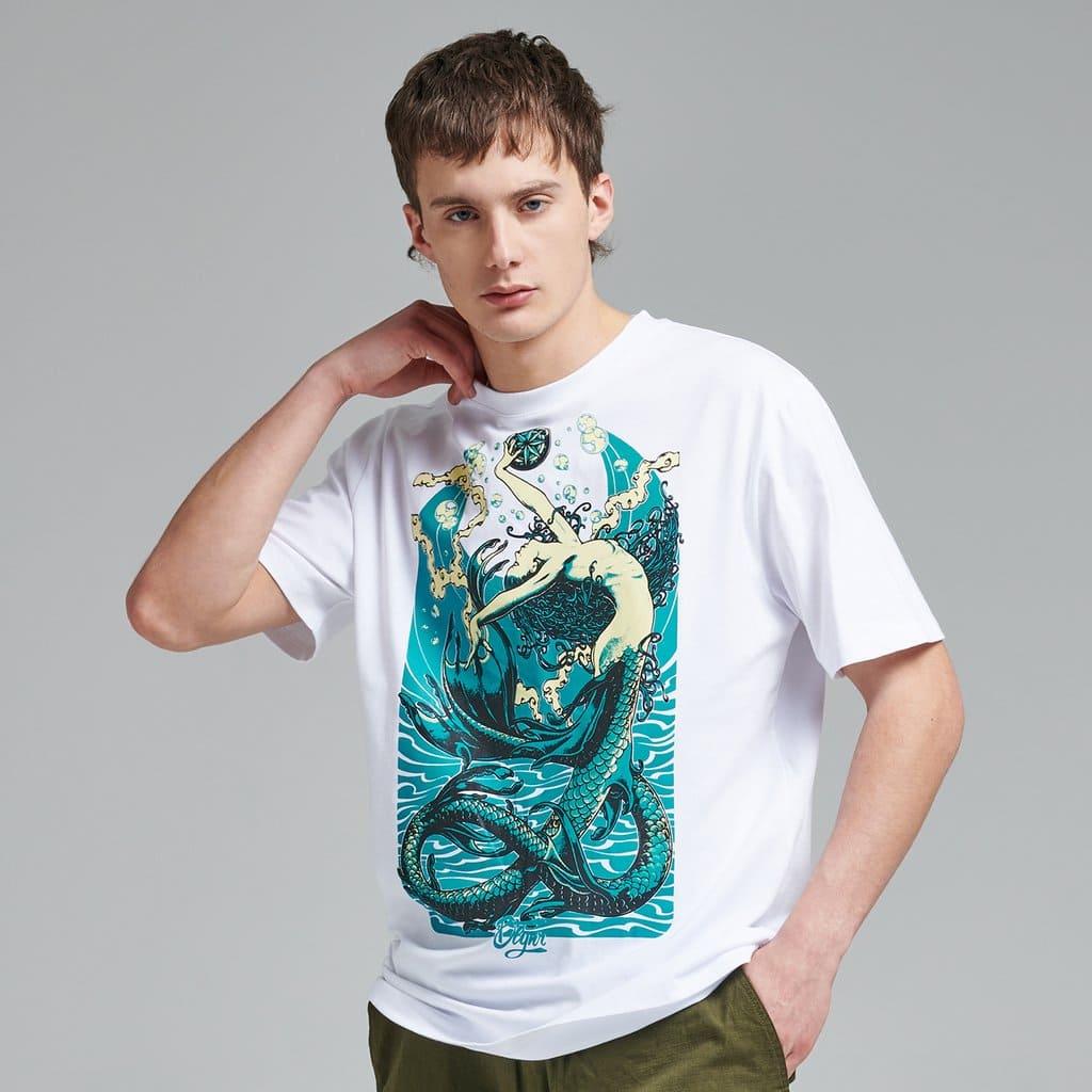 Dolly Noire T-Shirt Temptation - WHT