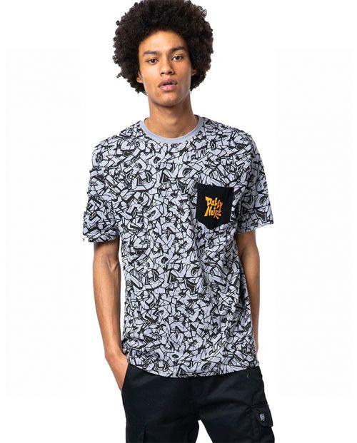 Dolly Noire T-shirt Rocks Pattern