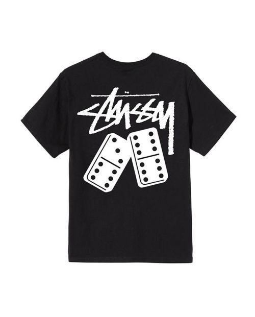 Stussy T-Shirt Dominoes Tee