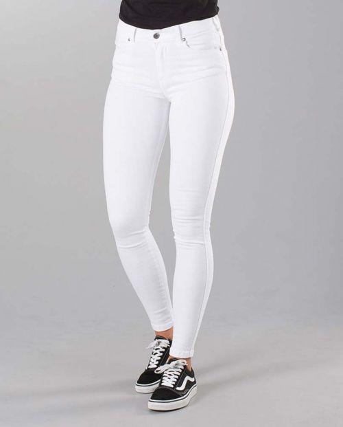 Jeans Dr. Denim Lexi Super Skinny Bianchi