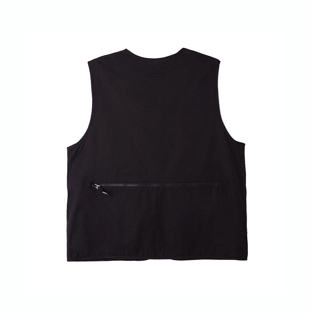 Gilet Obey Warfield Vest Black