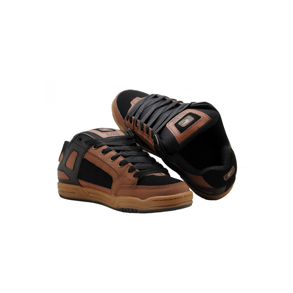 Globe Scarpe Tilt DARK BROWN:BLK:TOBACCO 1