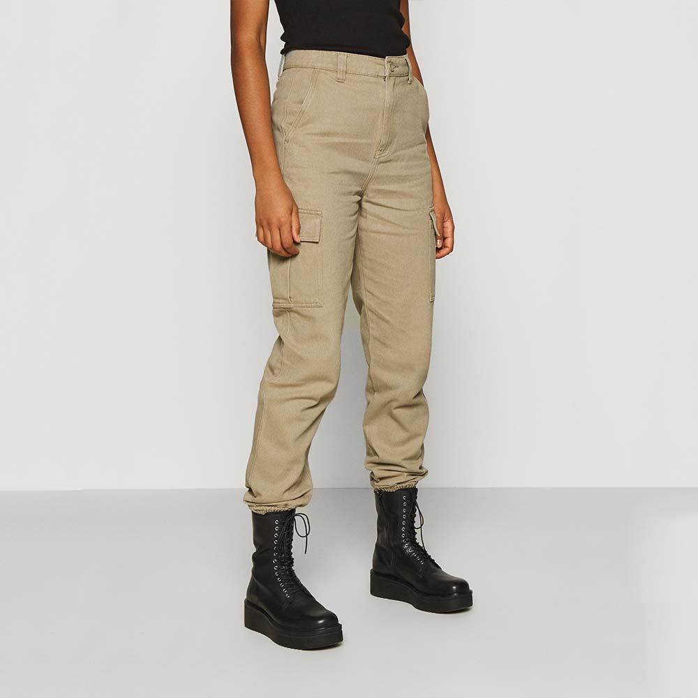 Jeans Dr. Denim Ruby Cargo Trouser Hazelwood