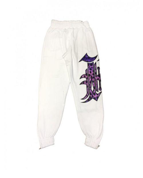 Kali King Pantalone Tuta White GPE