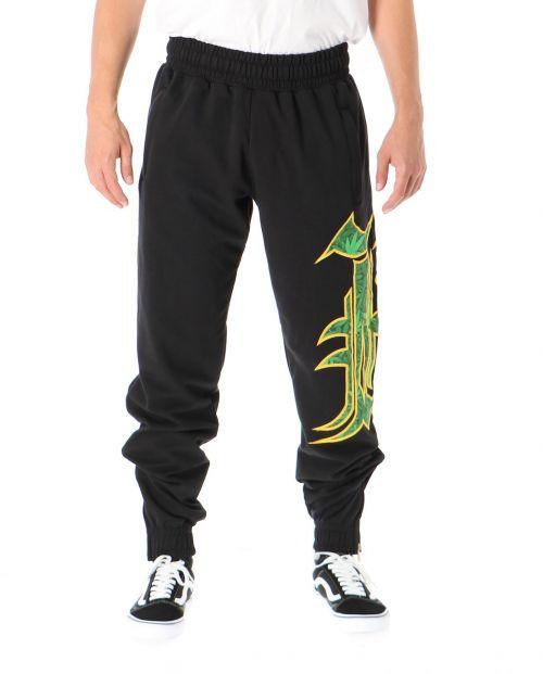 Kali King Pantaloni Tuta Black GK