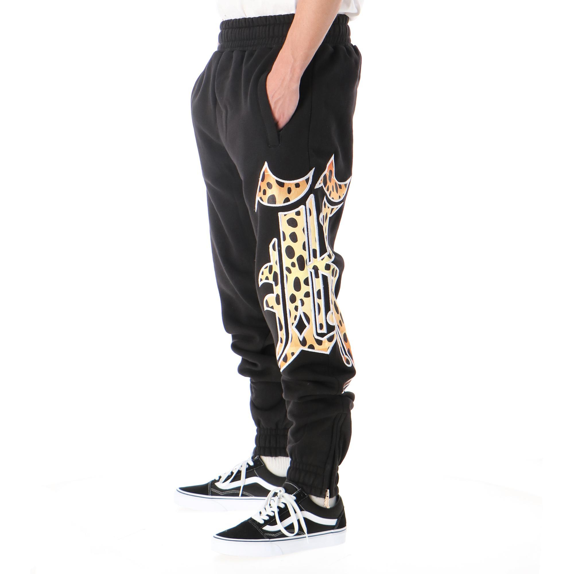 Kali King Pantaloni Tuta Black GPE