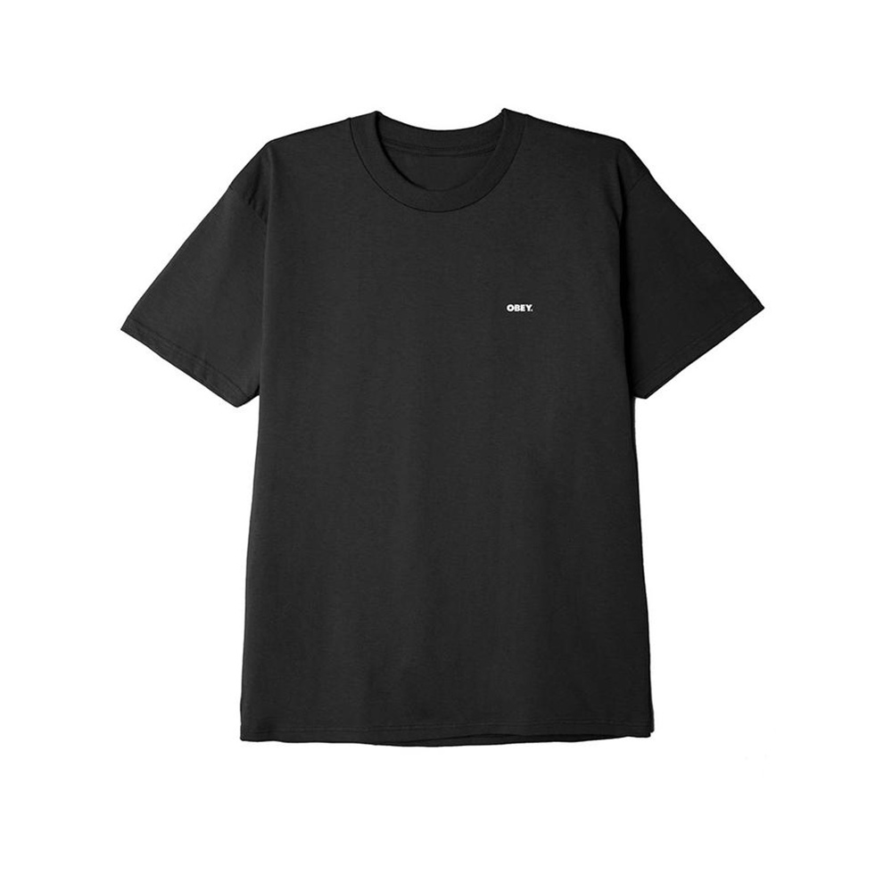 Obey T-Shirt C.R.E.A.M. Icons BLACK