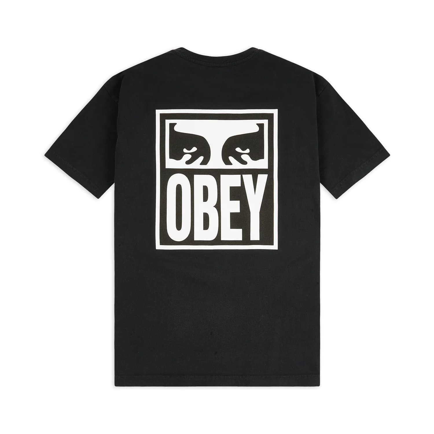 Obey T-Shirt Eyes Icon 2 Classic Black 1