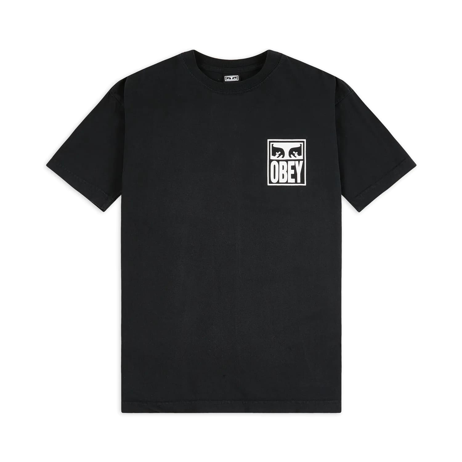 Obey T-Shirt Eyes Icon 2 Classic Black