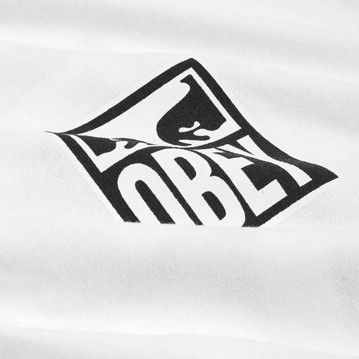 Obey T-Shirt Eyes Icon 2 Classic White