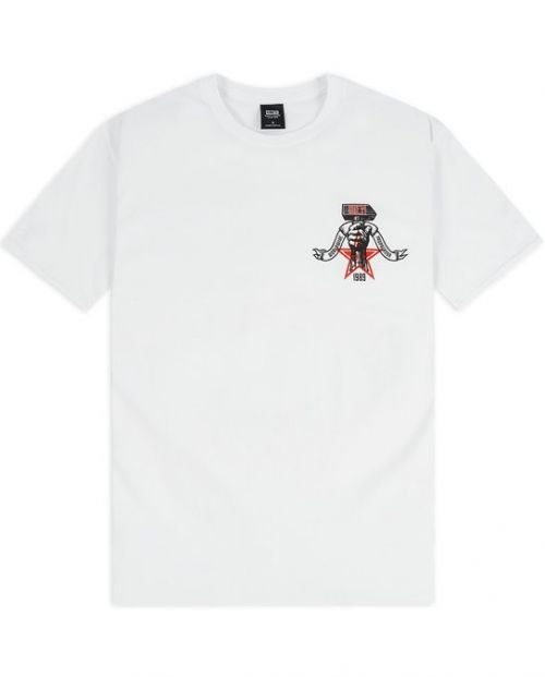 Obey T-Shirt Hammer White