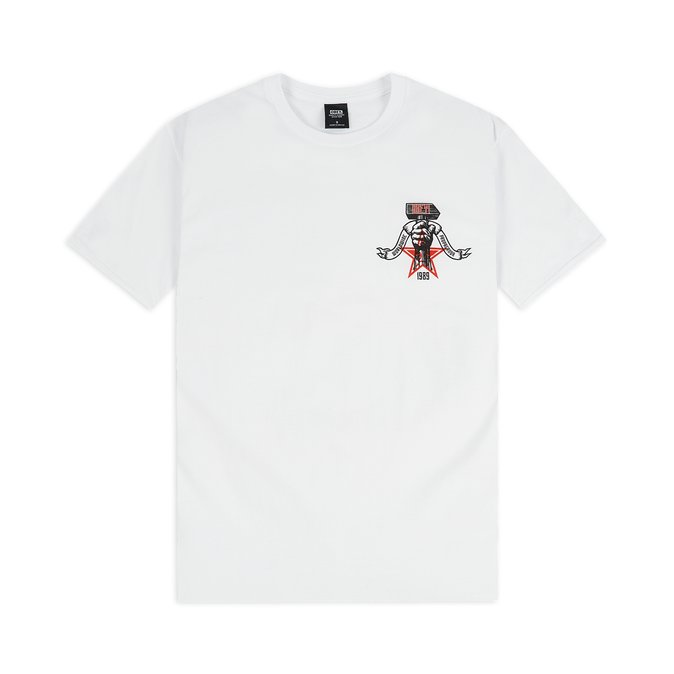 Obey T-Shirt Hammer White