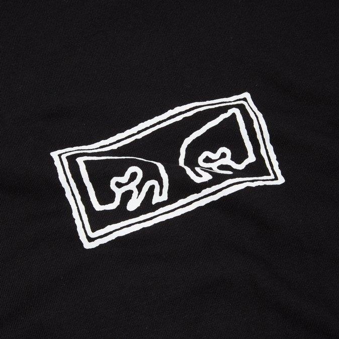Obey T-Shirt Jumbled Black