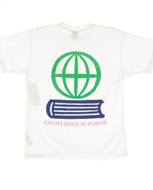 Obey T-Shirt Knowledge is Power_2