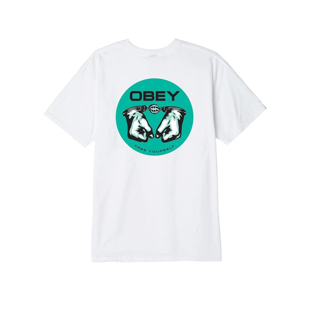Obey T-Shirt Mintal Awareness_2