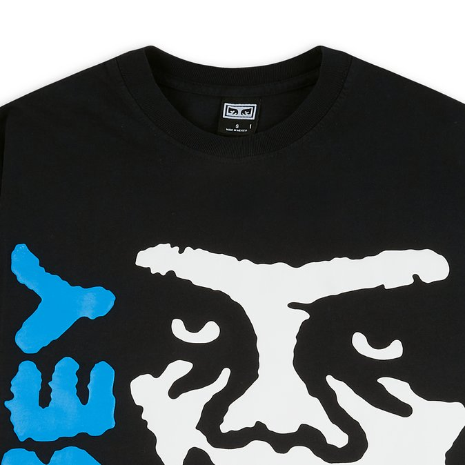 Obey T-Shirt The Creeper 2 Black