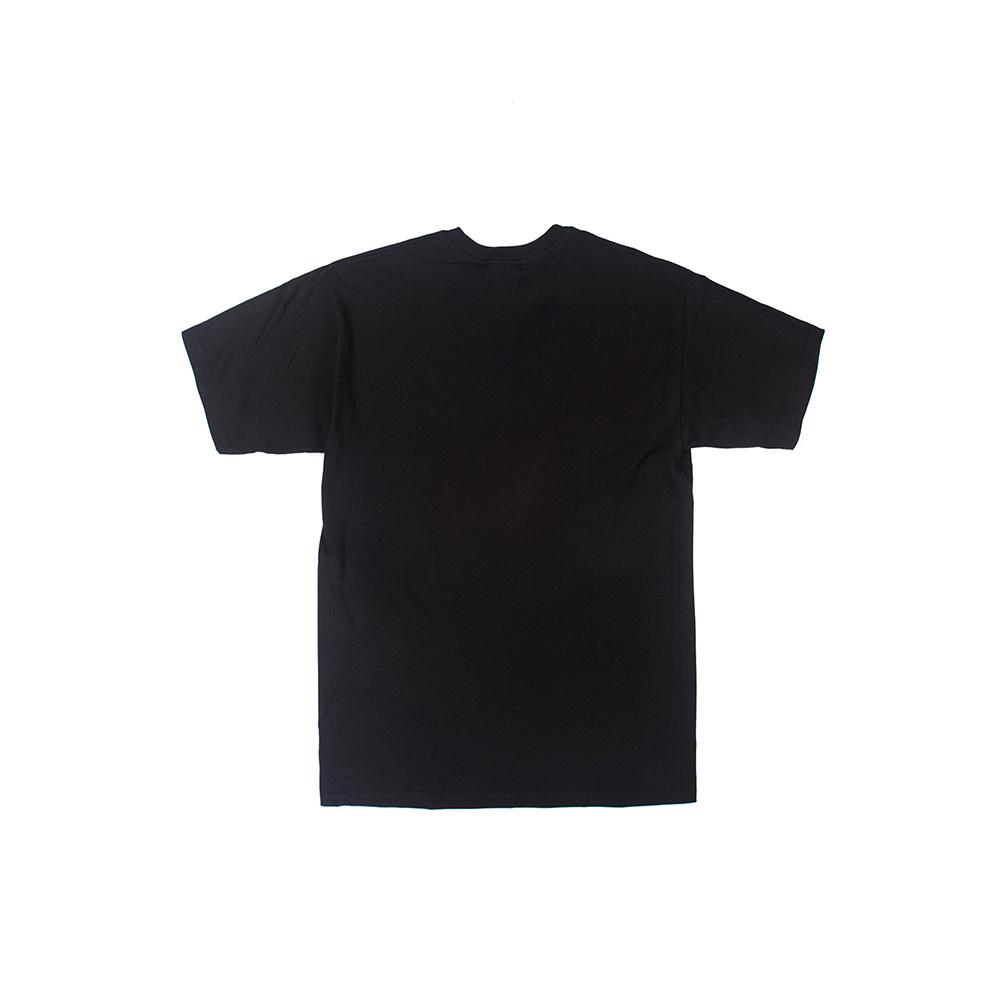 Obey T-Shirt Transmission Black