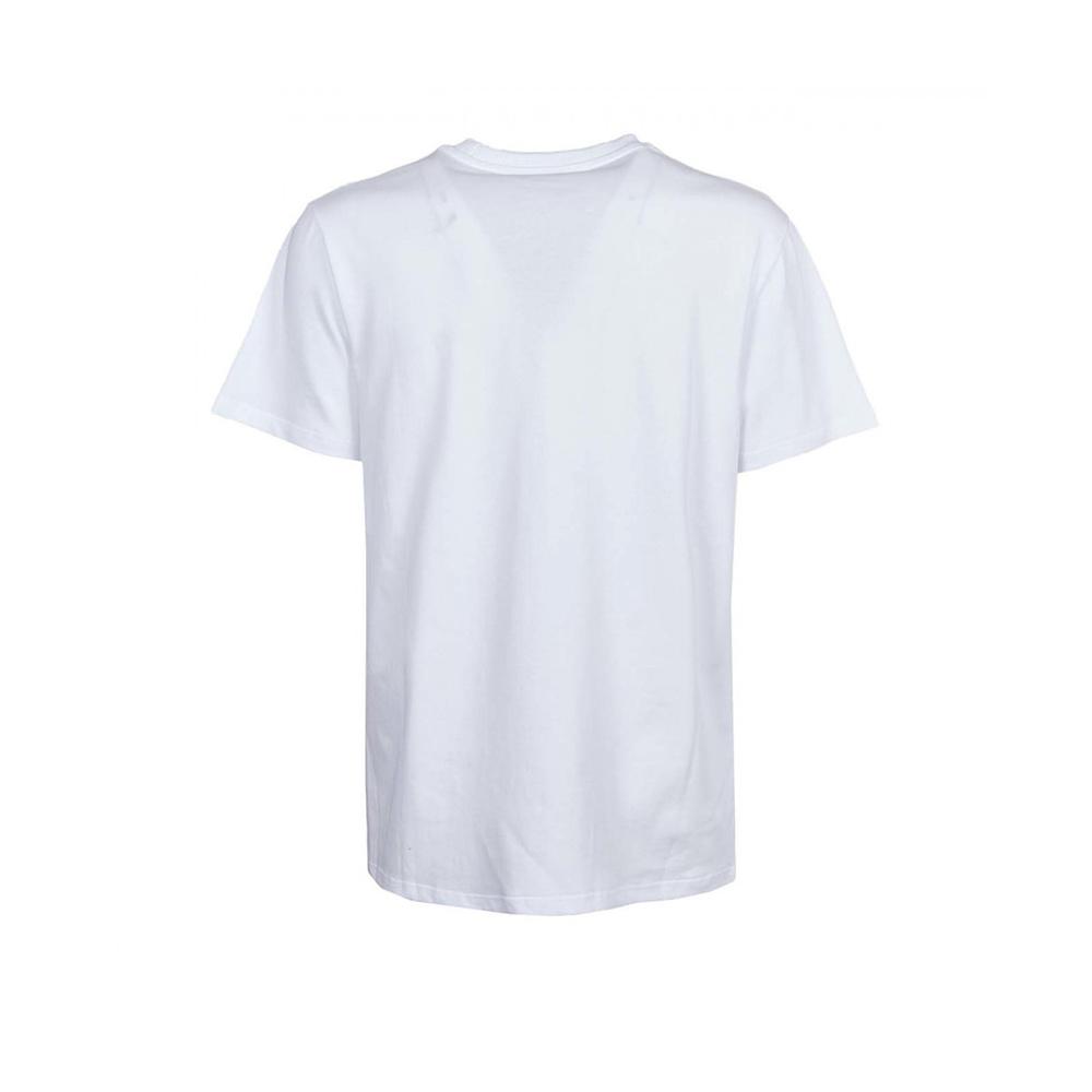 Phobia T-Shirt White Red Lightning