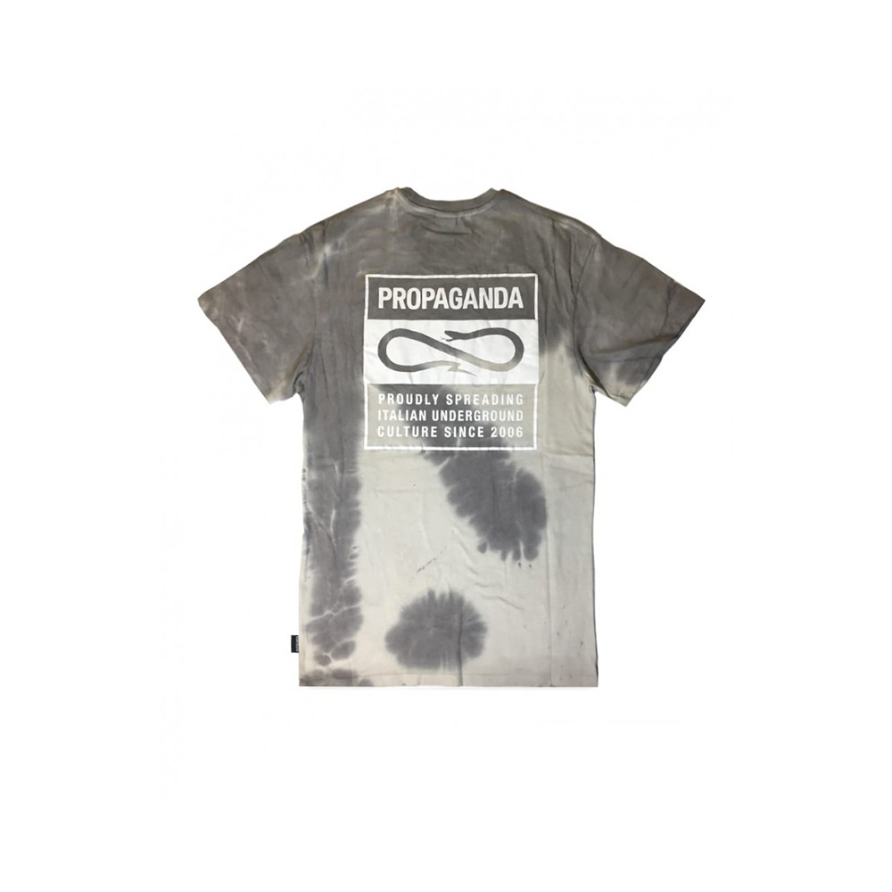 Propaganda T-Shirt Blank Tie Dye