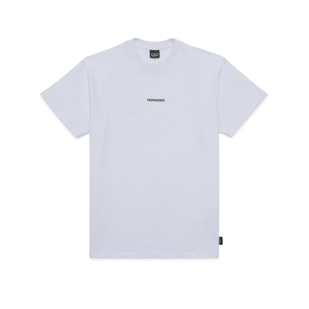Propaganda T-Shirt Ribs Bianco