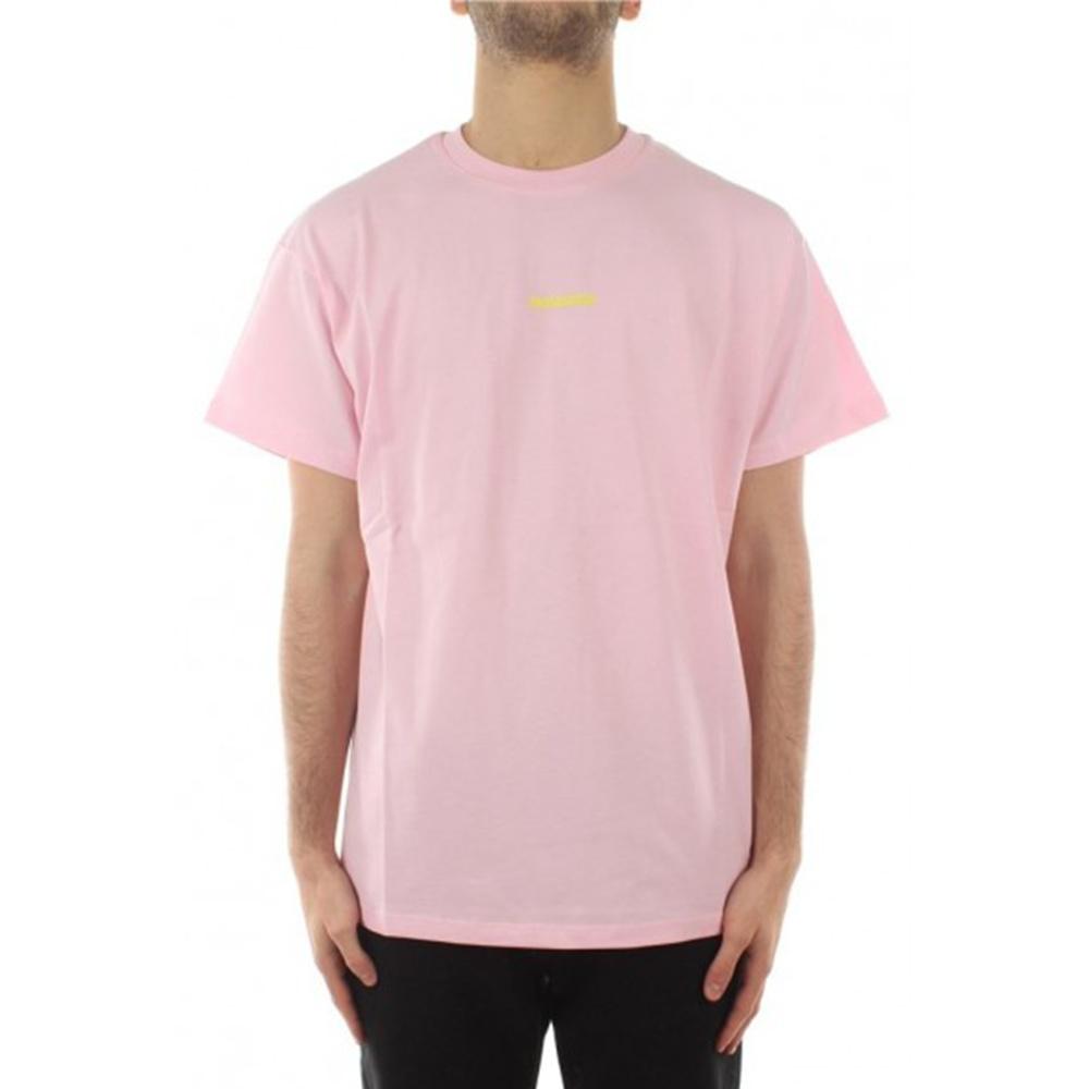 Propaganda T-Shirt Ribs Rosa
