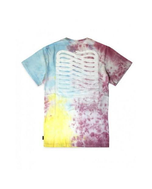 Propaganda T-Shirt Ribs Tie Dye