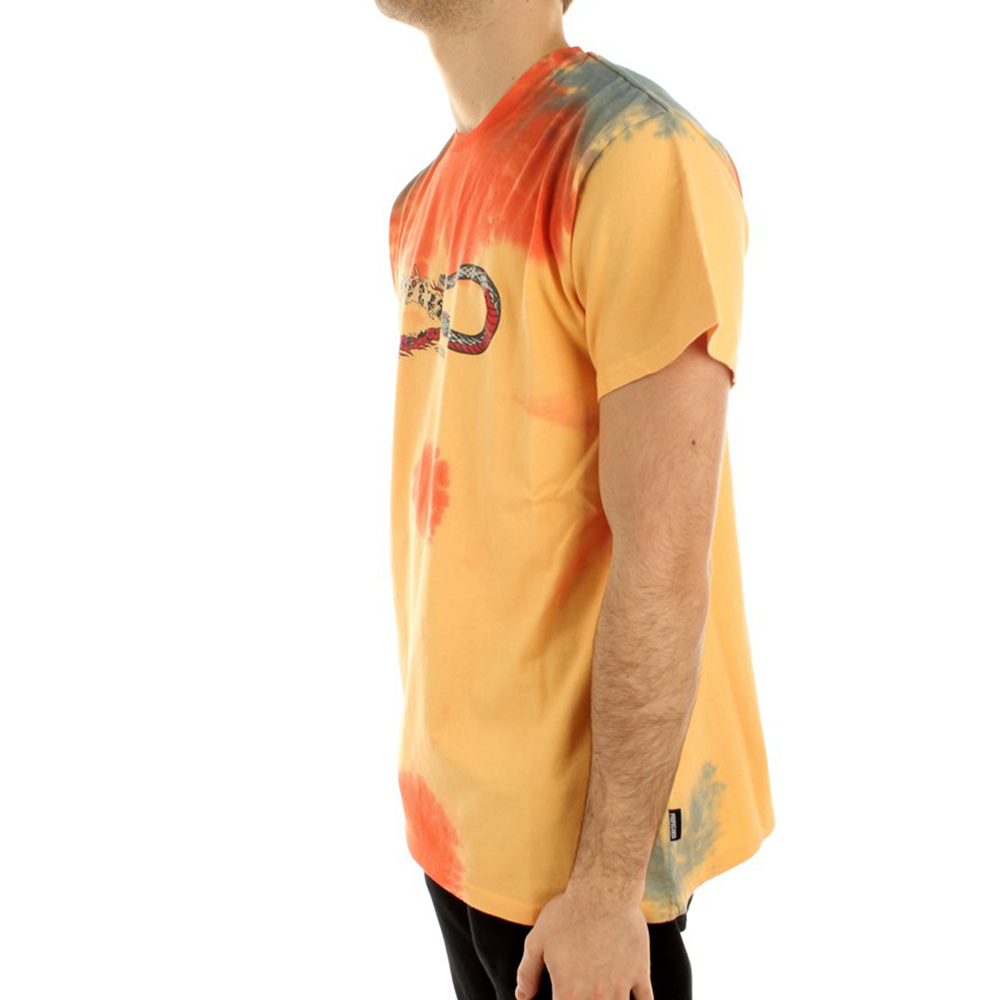 Propaganda T-Shirt Scareful Tie Dye
