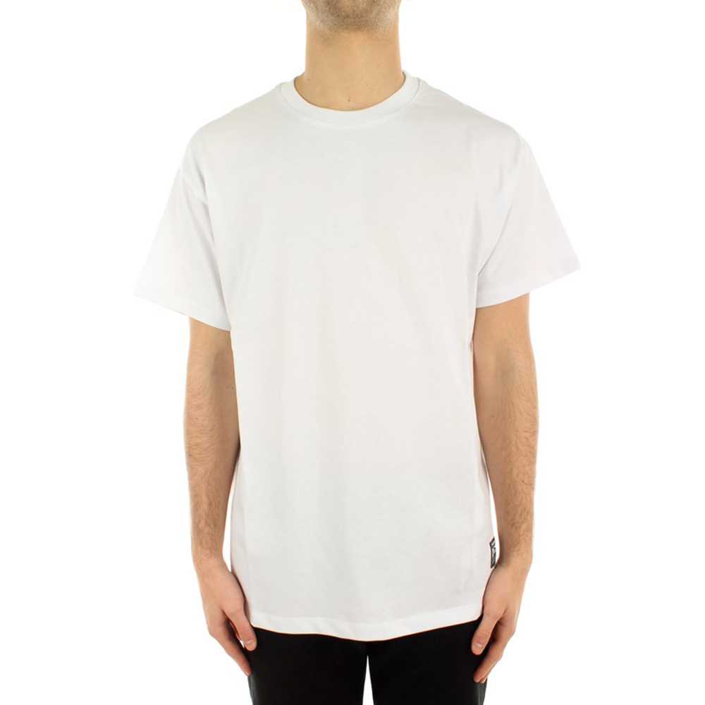 Propaganda T Shirt V Bianco 1