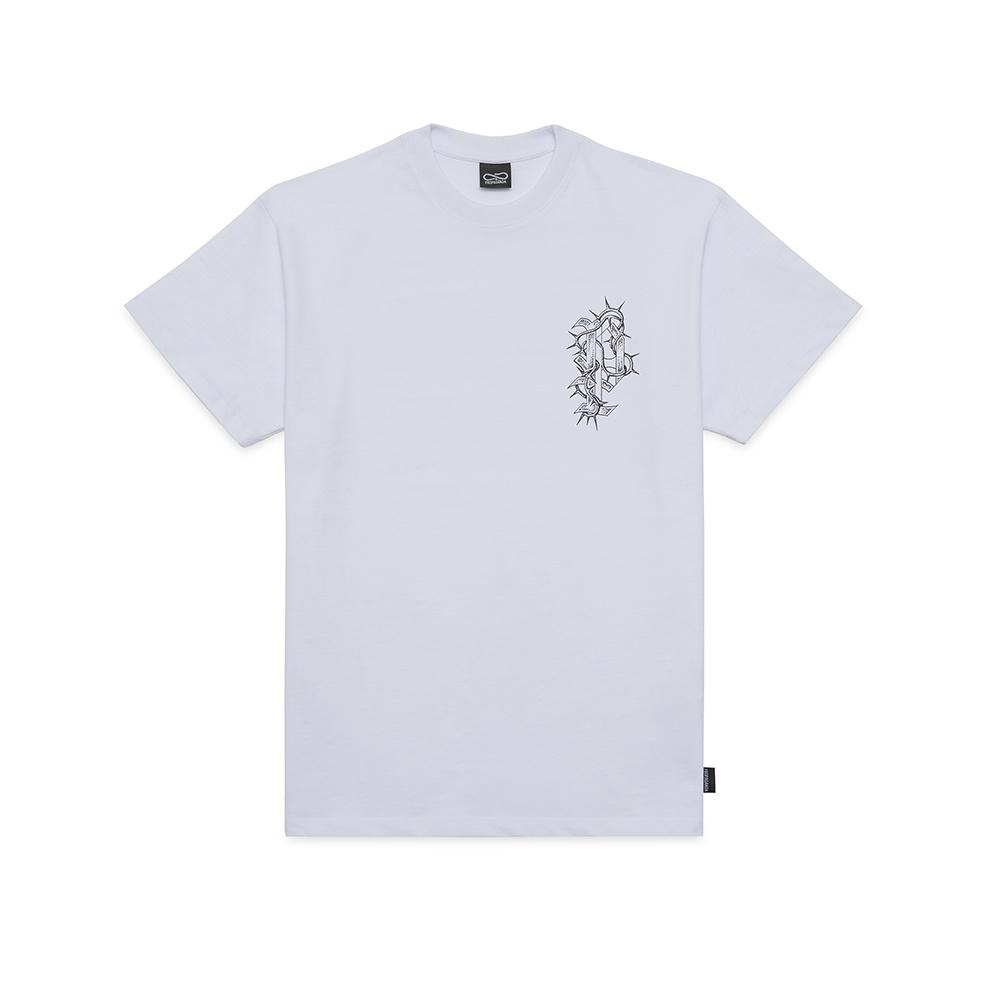 Propaganda T-Shirt XhellYax Bianco