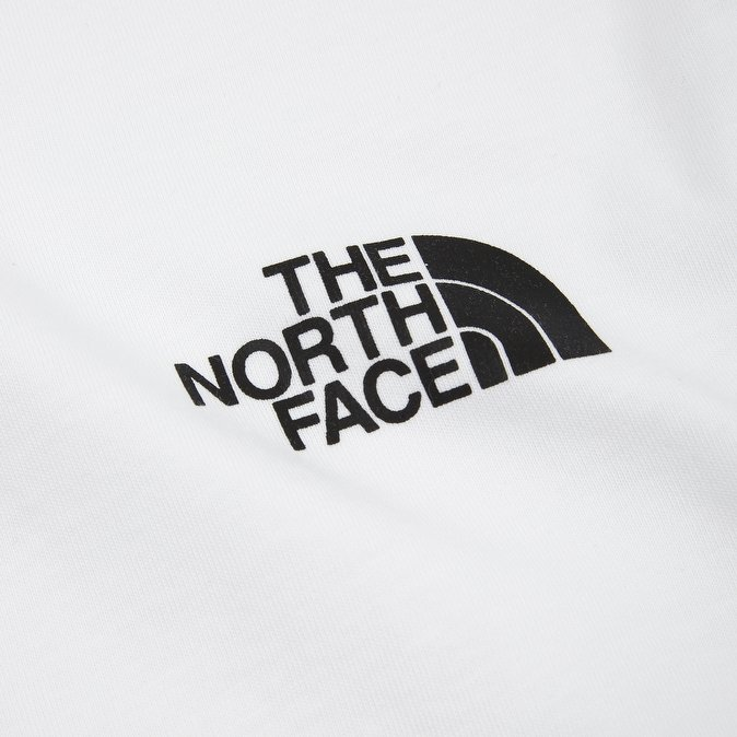 The North Face T-Shirt Easy White
