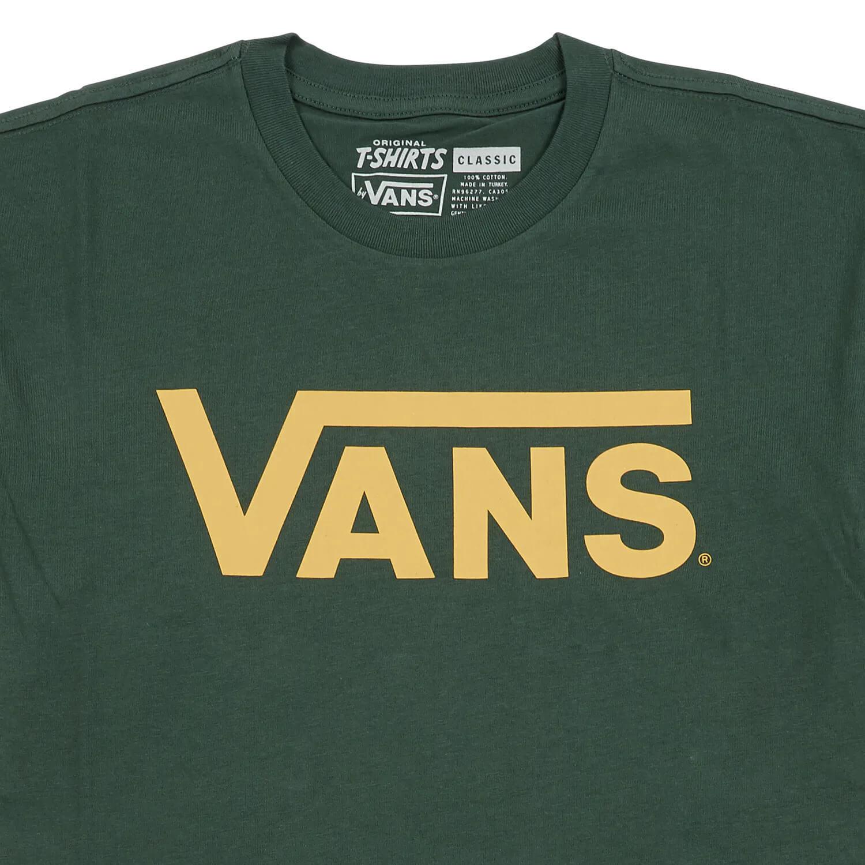 Vans-T-Shirt-Classic-FOREST_MUSTARD-1