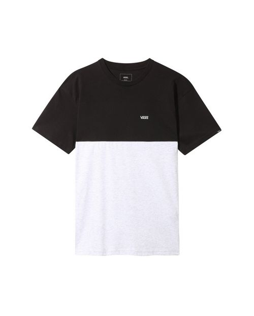 Vans T-Shirt Colorblock ASH HEATH 1