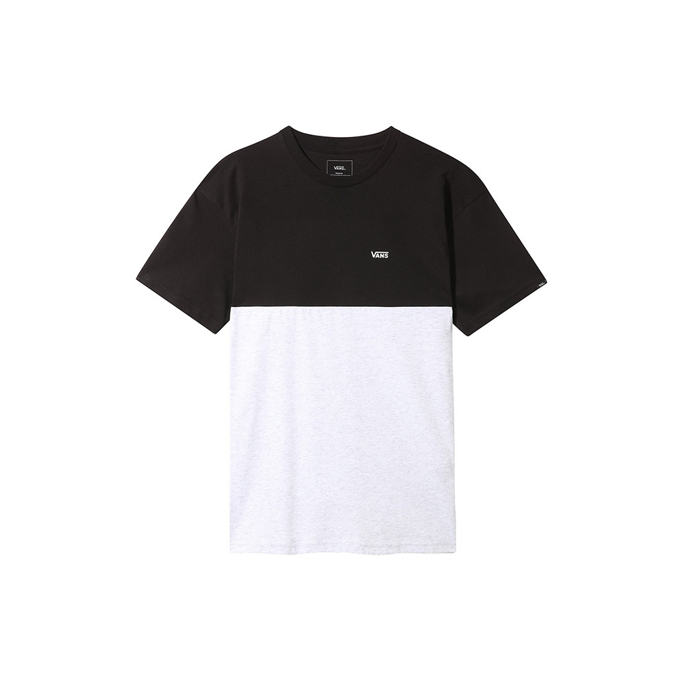 Vans T-Shirt Colorblock ASH HEATH 1