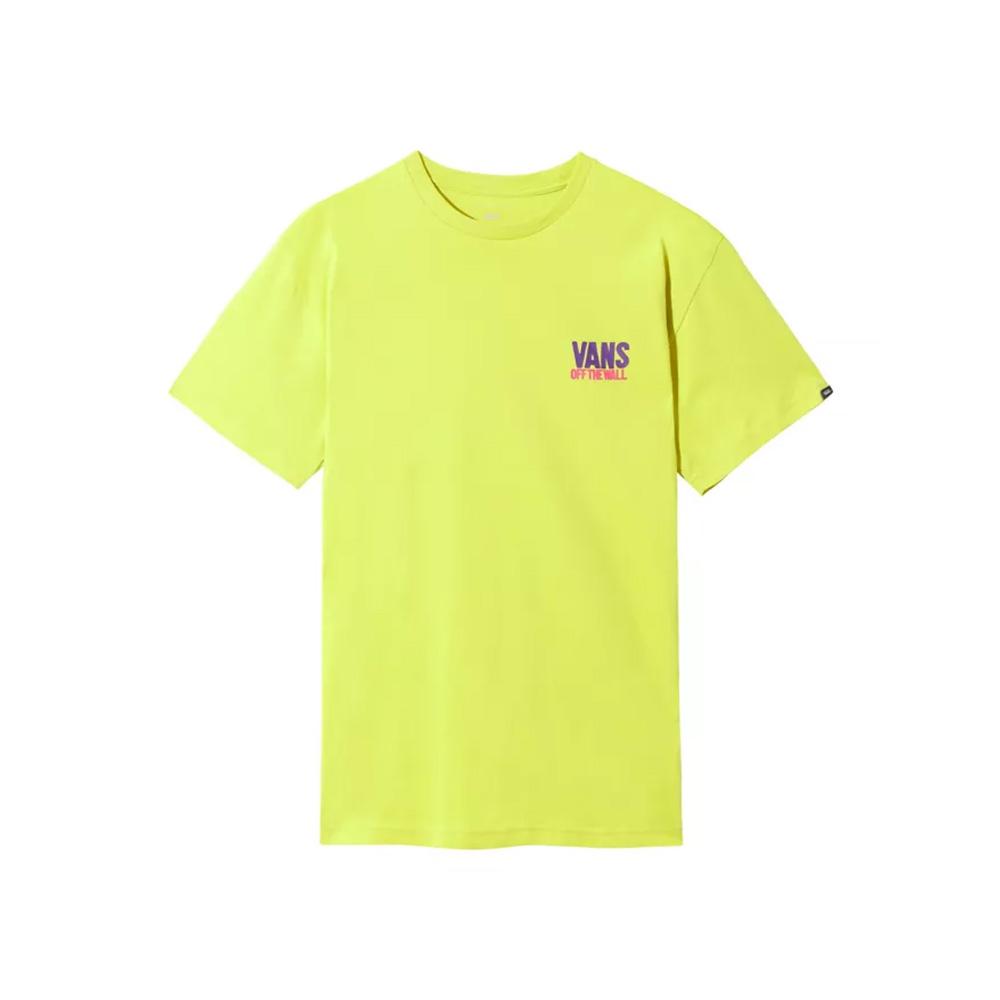 Vans T-Shirt Eyes Open SS Sulphur Spring