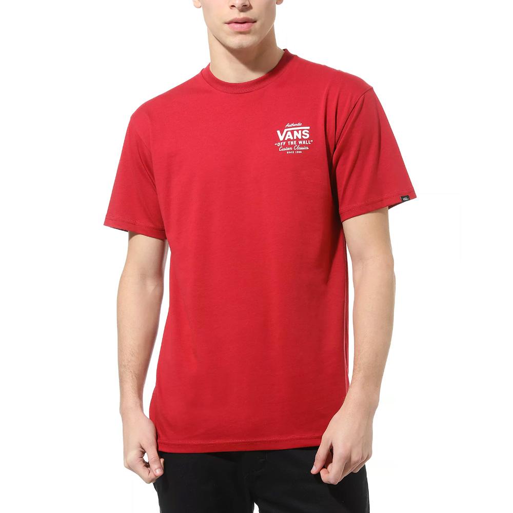 Vans T-Shirt Holder ST Classic - CARDINAL 2