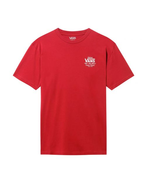 Vans T-Shirt Holder ST Classic - CARDINAL 2