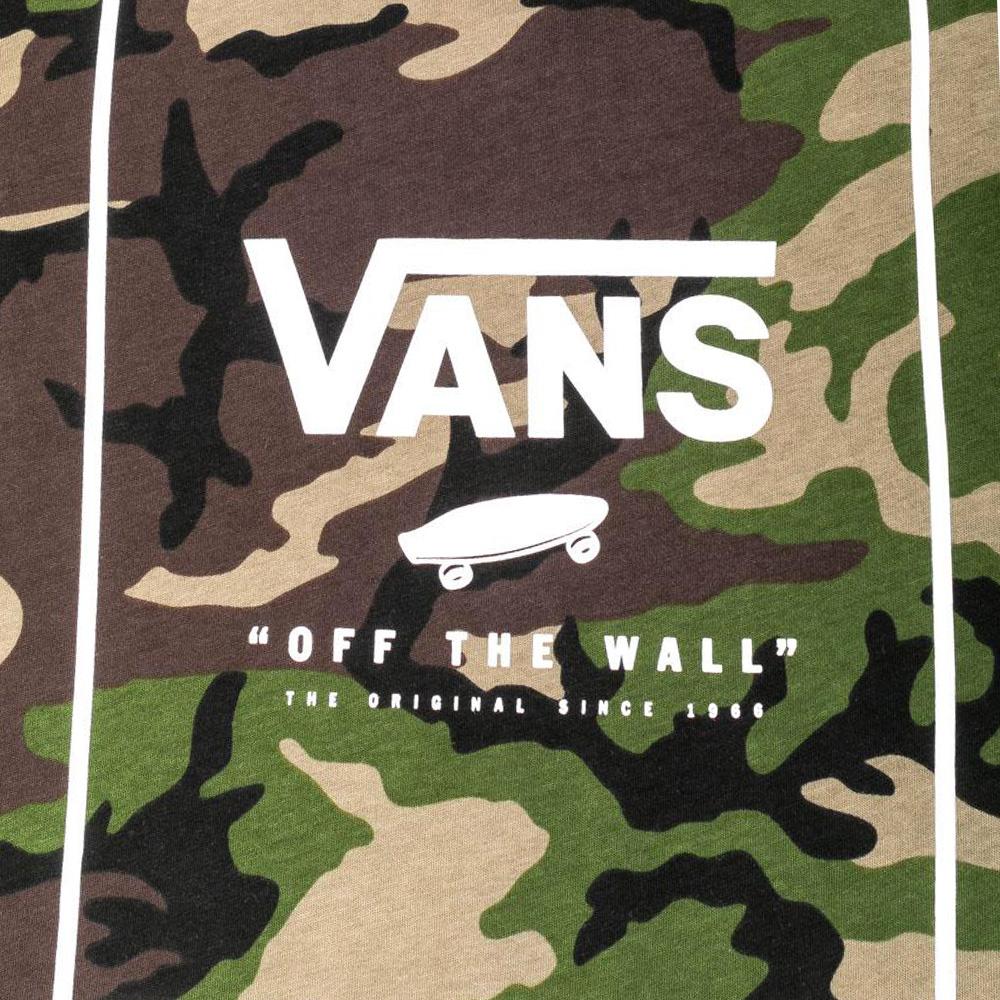 Vans T-Shirt Print Box SS CAMO/ WHITE
