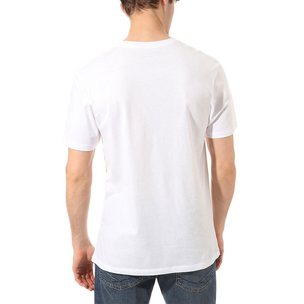 Vans T-Shirt Print Box SS WHITE/SUL