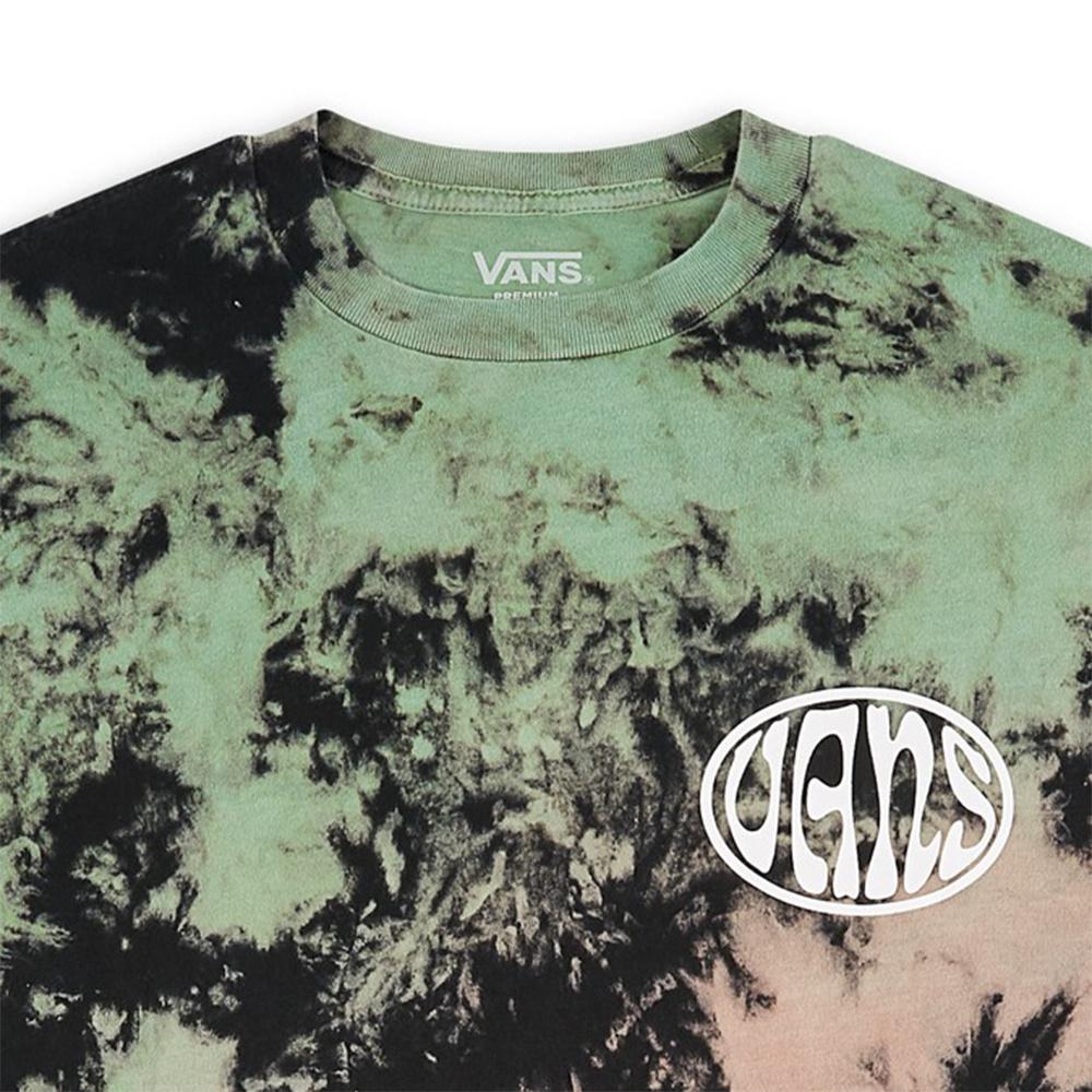 Vans T-Shirt Wall Slide Tie Dye