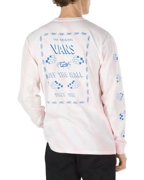 T-shirt a manica lunga Vans Tie Dye Widow Maker