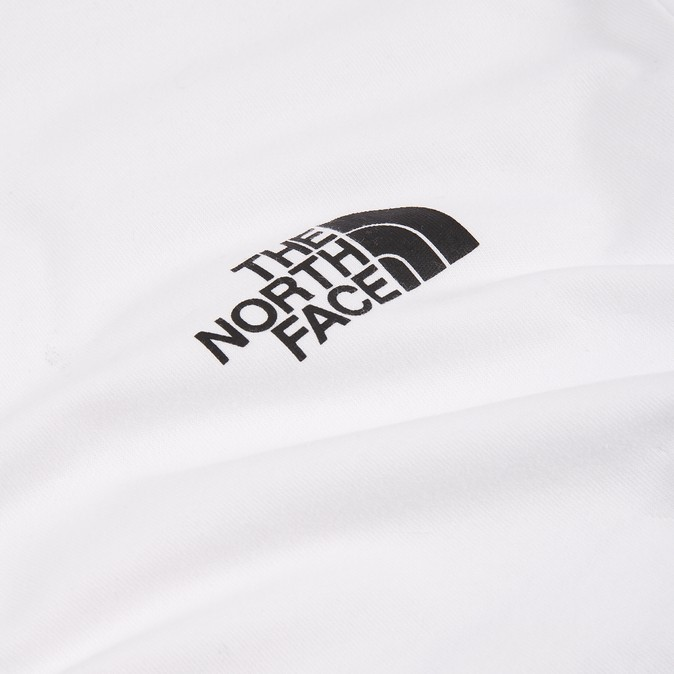 The North Face T-Shirt Graphic TEE WHITE